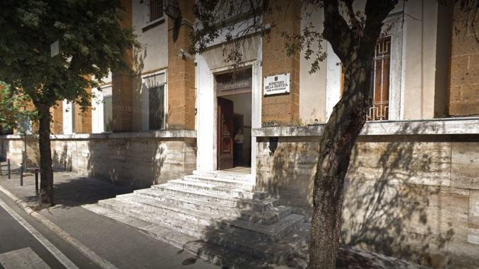 CARCERE ORVIETO, INTERROGAZIONE AL MINISTERO