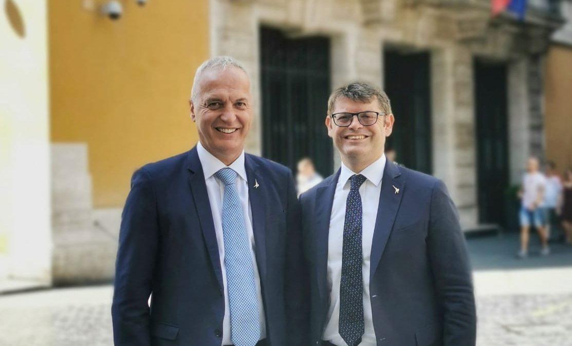 COVID-19, CINA CONTRO MADE IN ITALY. INTERROGAZIONE A BELLANOVA E DI MAIO