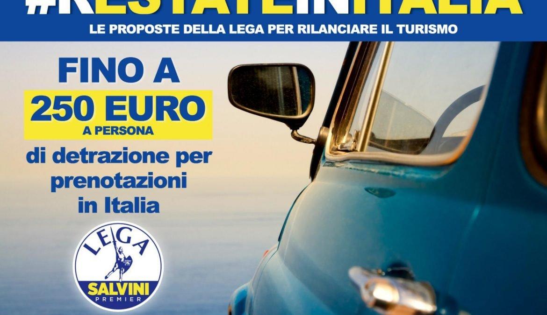 COVID-19, INCENTIVI PER VACANZE IN ITALIA