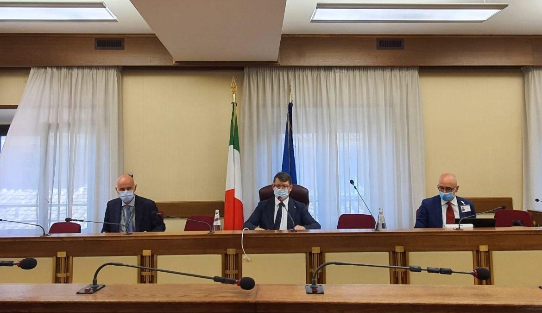 COMMISSIONE ECOREATI APPROVA PRIMA RELAZIONE SULL'UMBRIA