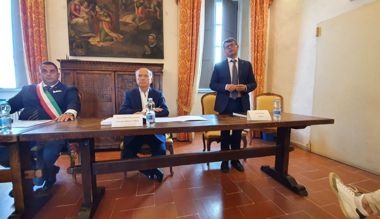 TODI-ORVIETO, FIRMATO ACCORDO DI PROGRAMMA PER SALVAGUARDIA PATRIMONIO DA MOVIMENTI FRANOSI