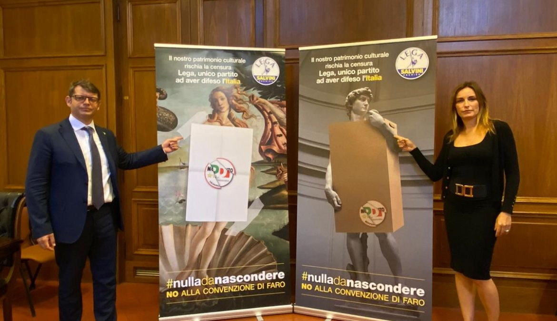 """CULTURA, CON """"CONVENZIONE DI FARO"""" GOVERNO DARA' IL VIA A NUOVO OSCURANTISMO"""
