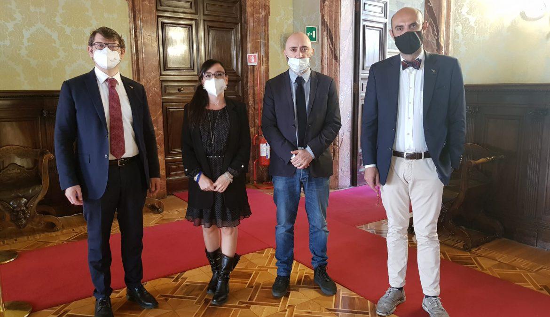 LEGGE ZAN, SOLIDARIETA' AL SINDACO ZUCCARINI E ALL'ASSESSORE SARTINI