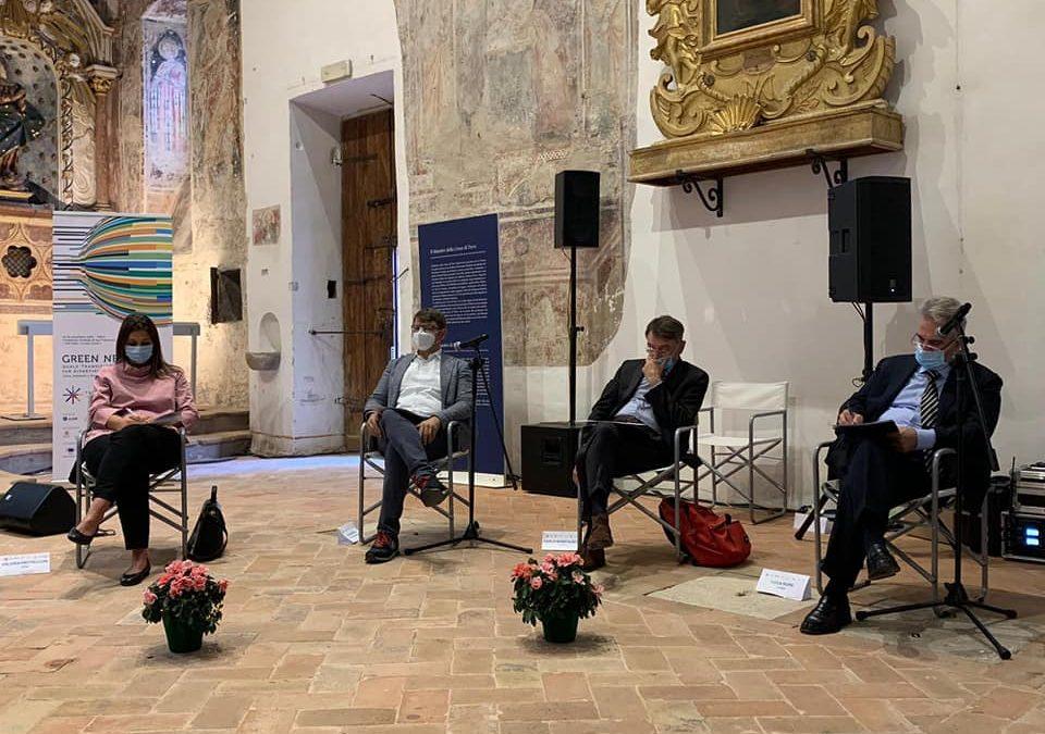 INTERVENTO ALLE GIORNATE DI TREVI, NON SFUMI OCCASIONE RECOVERY FUND