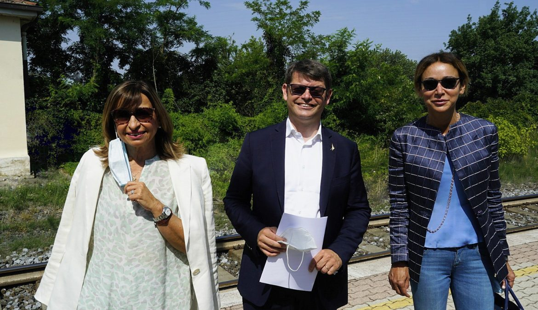 LA VIA ROMEA GERMANICA NEI CAMMINI D'EUROPA, COMPLIMENTI ALLA REGIONE UMBRIA