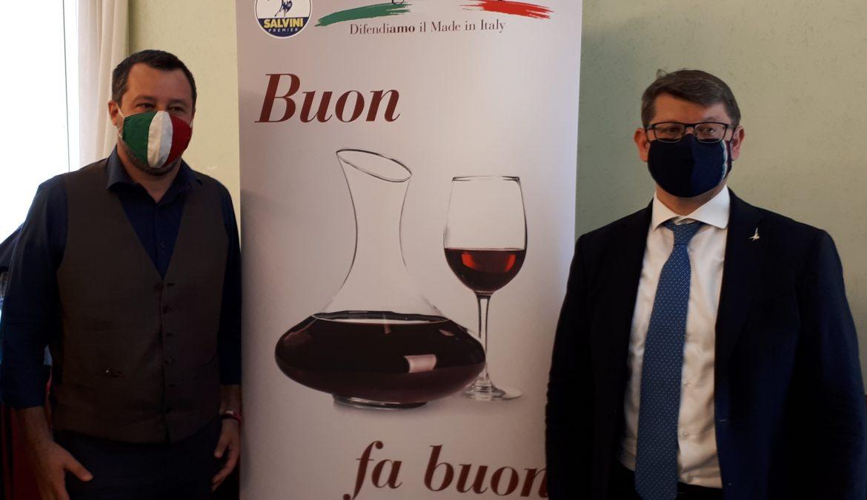 CAMPAGNA NAZIONALE A DIFESA DEL MADE IN ITALY, PRESENTATO A ROMA #MANGIACOMEPARLI