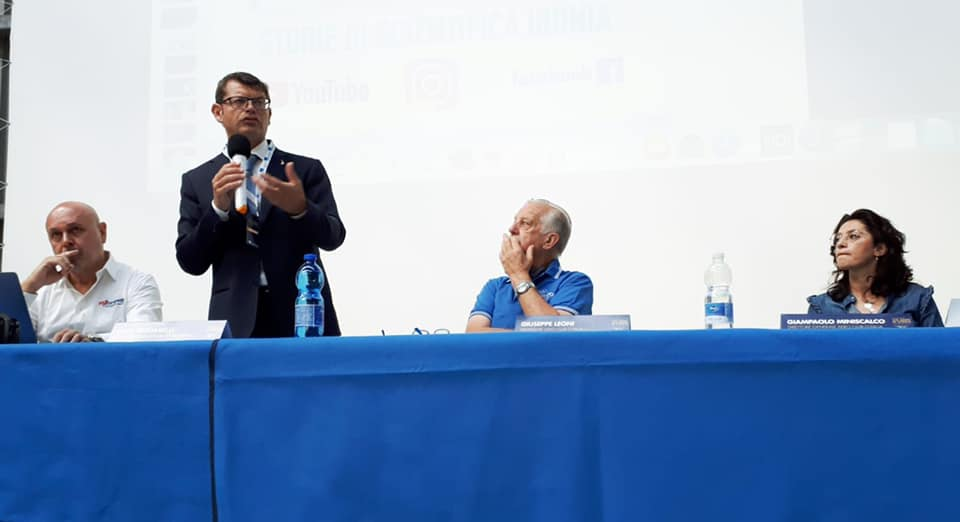 """DECOLLA L'ASSOCIAZIONE """"CITTÀ DELL'ARIA"""", UNA OPPORTUNITA' DI CRESCITA E SVILUPPO"""