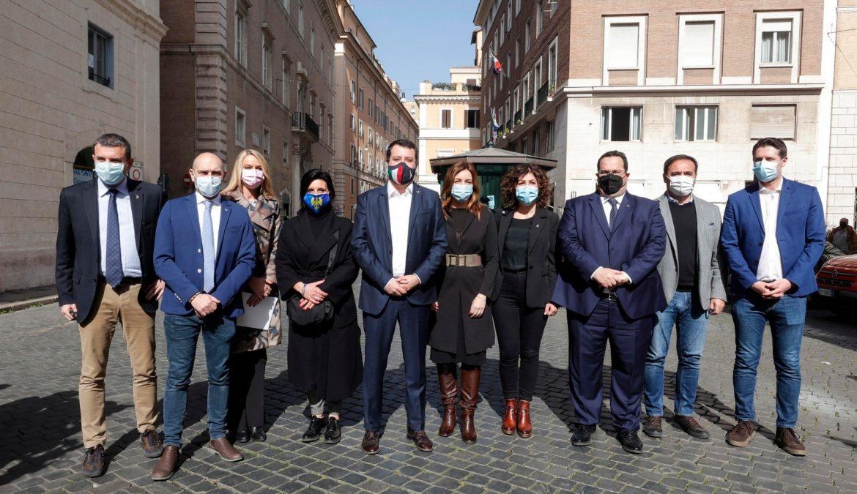 """LEGA, NOMINE VICEMINISTRI E SOTTOSEGRETARI. """"SQUADRA DI PROFESSIONISTI AL LAVORO PER L'ITALIA"""""""